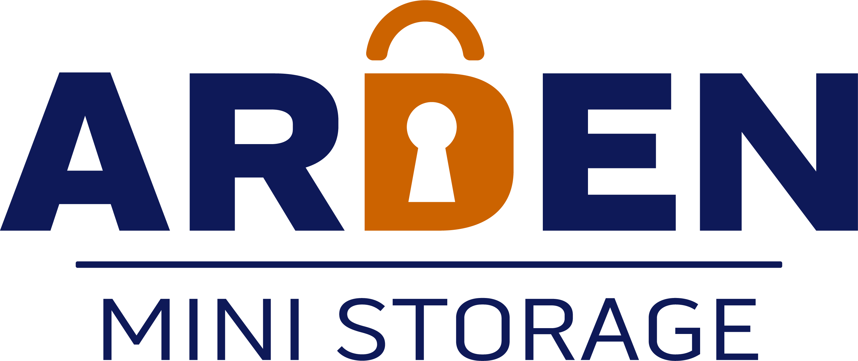 Arden Mini Storage logo color | Self-storage, Arden, Asheville, Fletcher